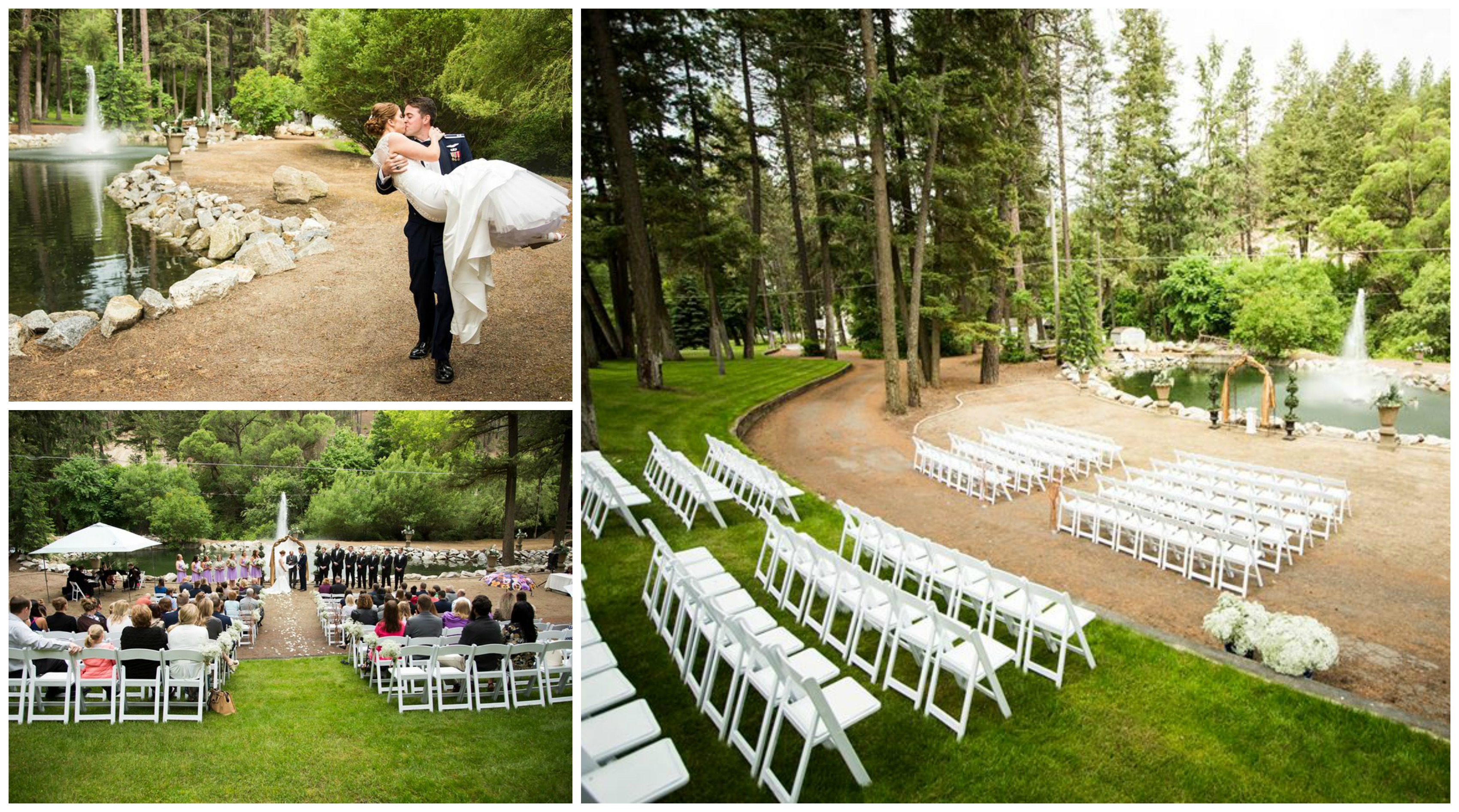 Spokane Wedding Venue