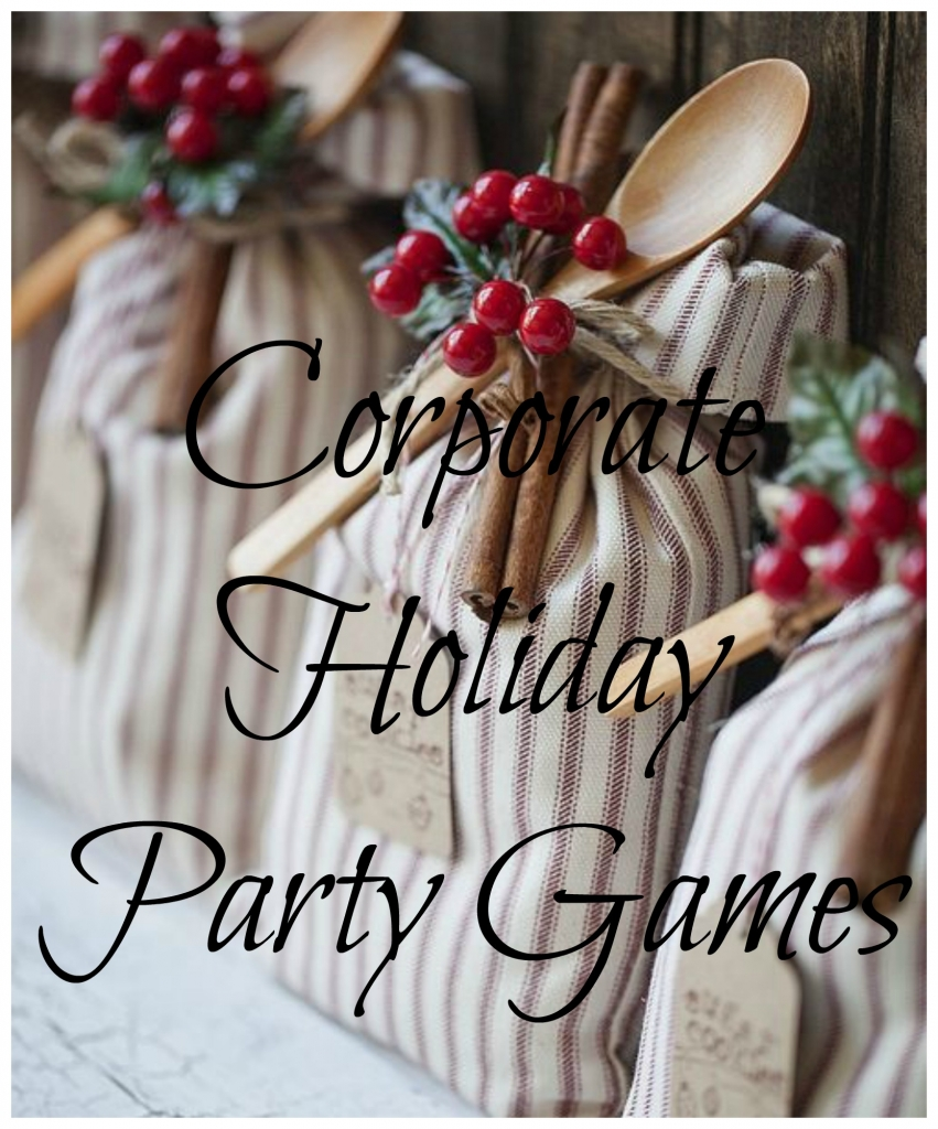 Corporate Holiday Party Games