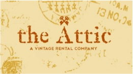 Attic Rental Company Logo