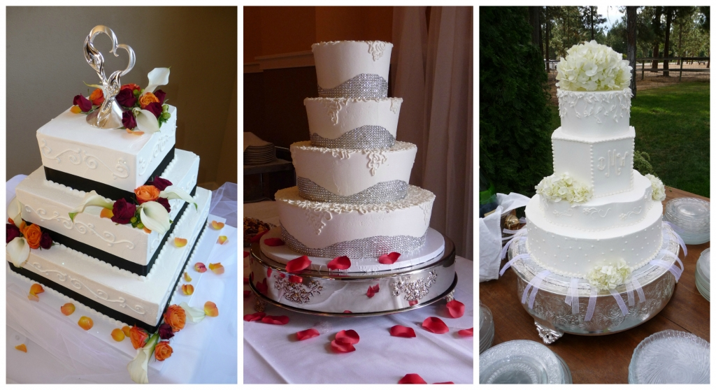 Marsells Cakes, Commellini Estate, Ask the Experts, Wedding Cake, Wedding Vendors, Spokane WA