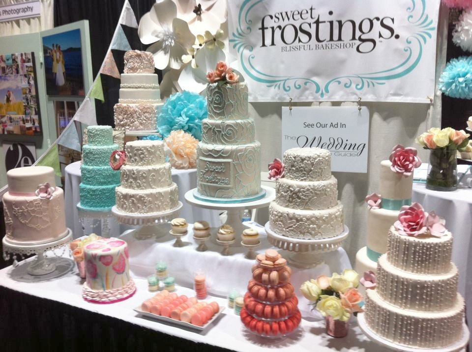 Sweet Frostings Blissful Bakeshop, Commellini Estate, Wedding Venue, Wedding Cake, Sweet Frostings