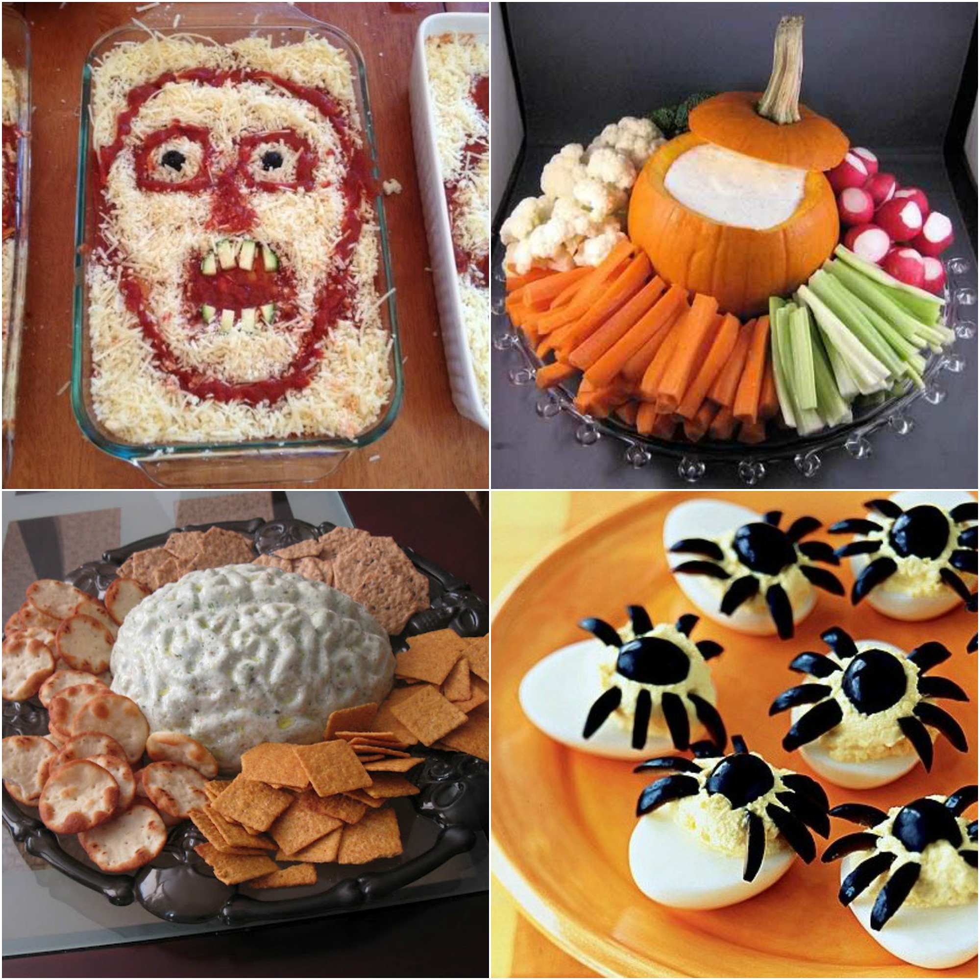 halloween Adult food