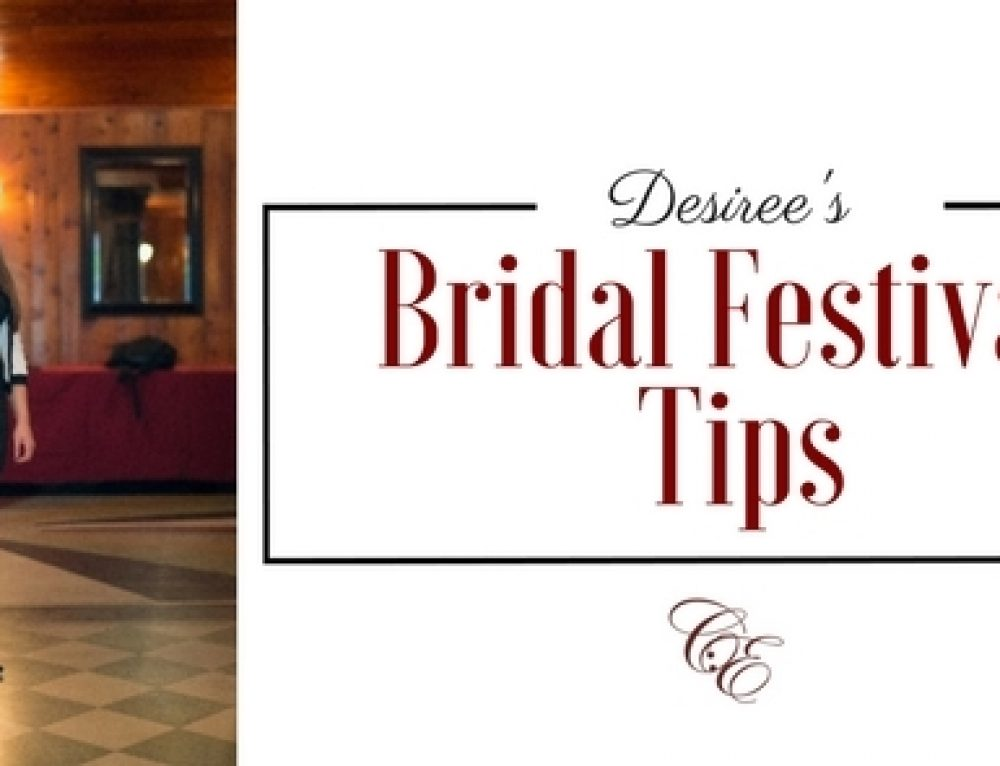 Spokane Bridal Festival Tips