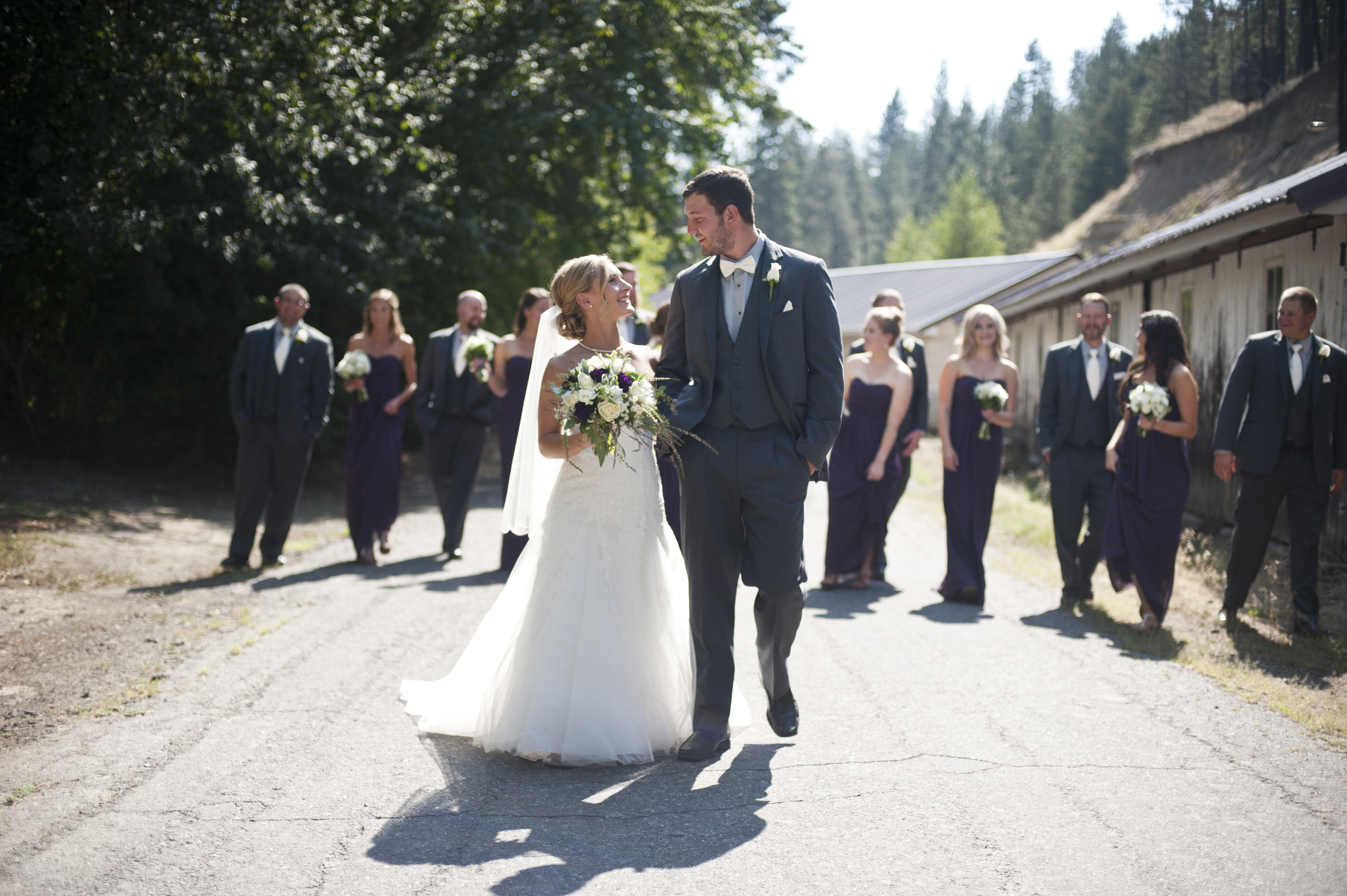 Cali Jenae Photography Amy & Clint Summer Wedding