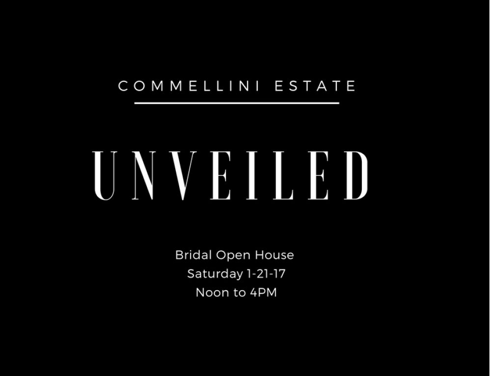 Commellini Estate Unveiled- Bridal Open House