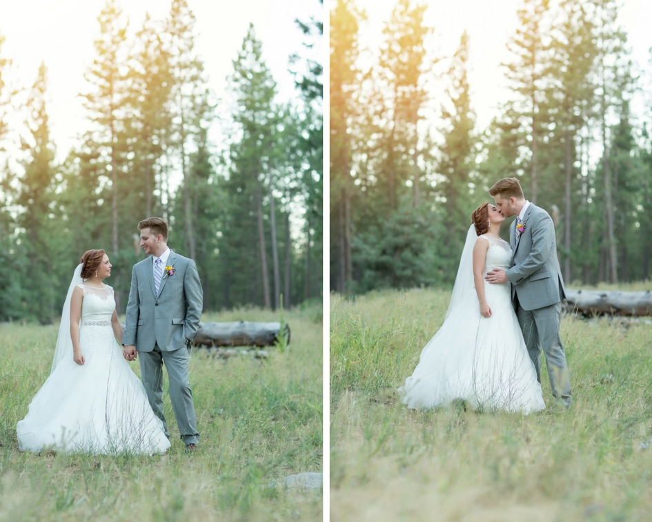 Spokane Sunflower Wedding, Austin & Kryssa, Commellini Estate, Spokane Wedding