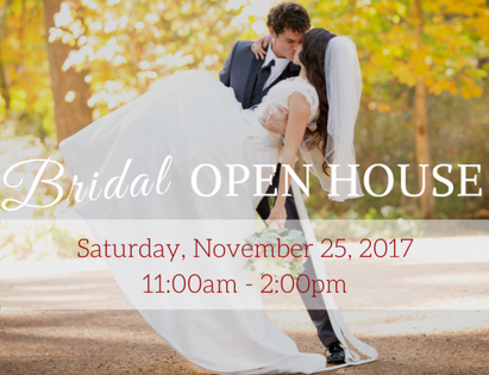 November Bridal Open House
