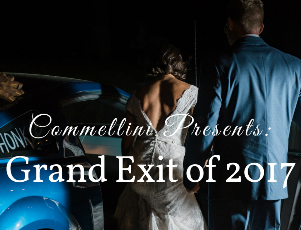 Commellini's Grand Exit of 2017