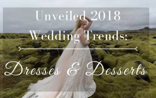 Commellini estate, commellini, uveiled wedding trends, unveiled 2018 wedding trends, 2018 wedding trends, unveiled, wedding trends, spokane wedding venue, spokane wa, pnw weddings, pnw, spokane outdoor weddings, outdoor weddings, wedding dresses, dresses, desserts, wedding desserts, doughnuts, doughnut bar, wedding dress trends