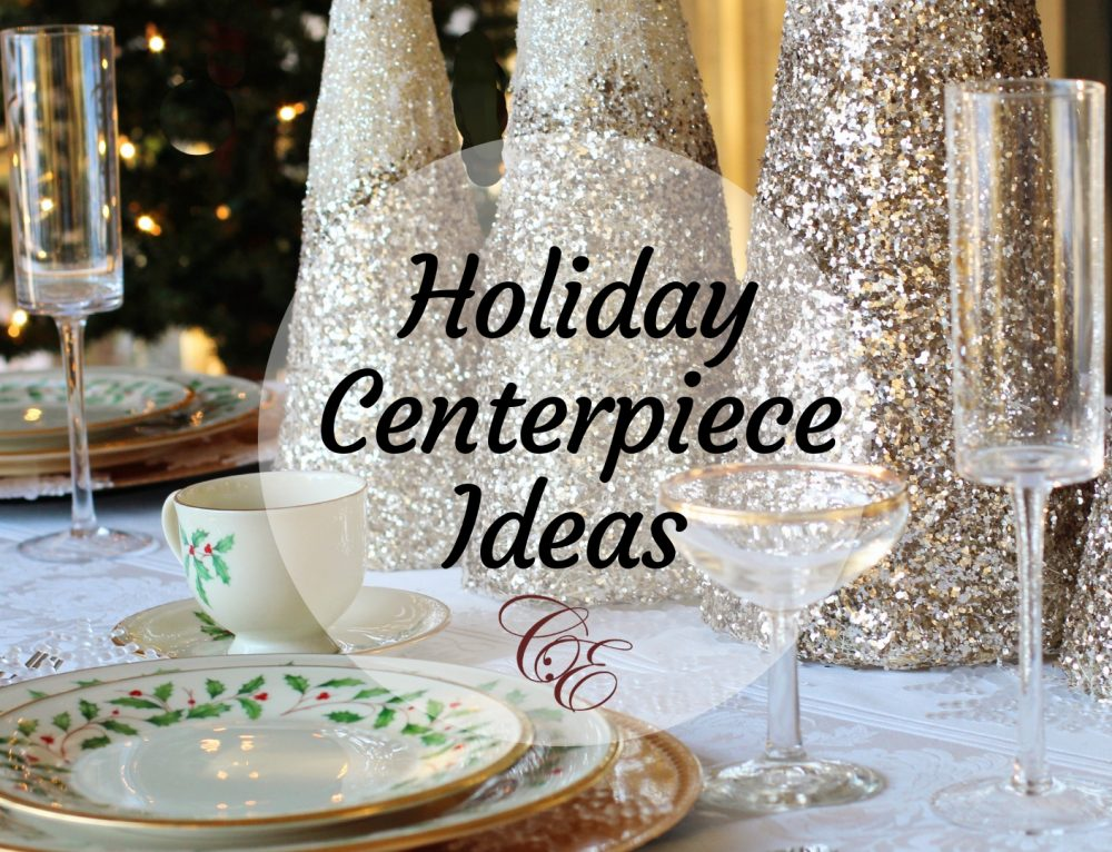 Holiday & Christmas Party Centerpieces – Spokane