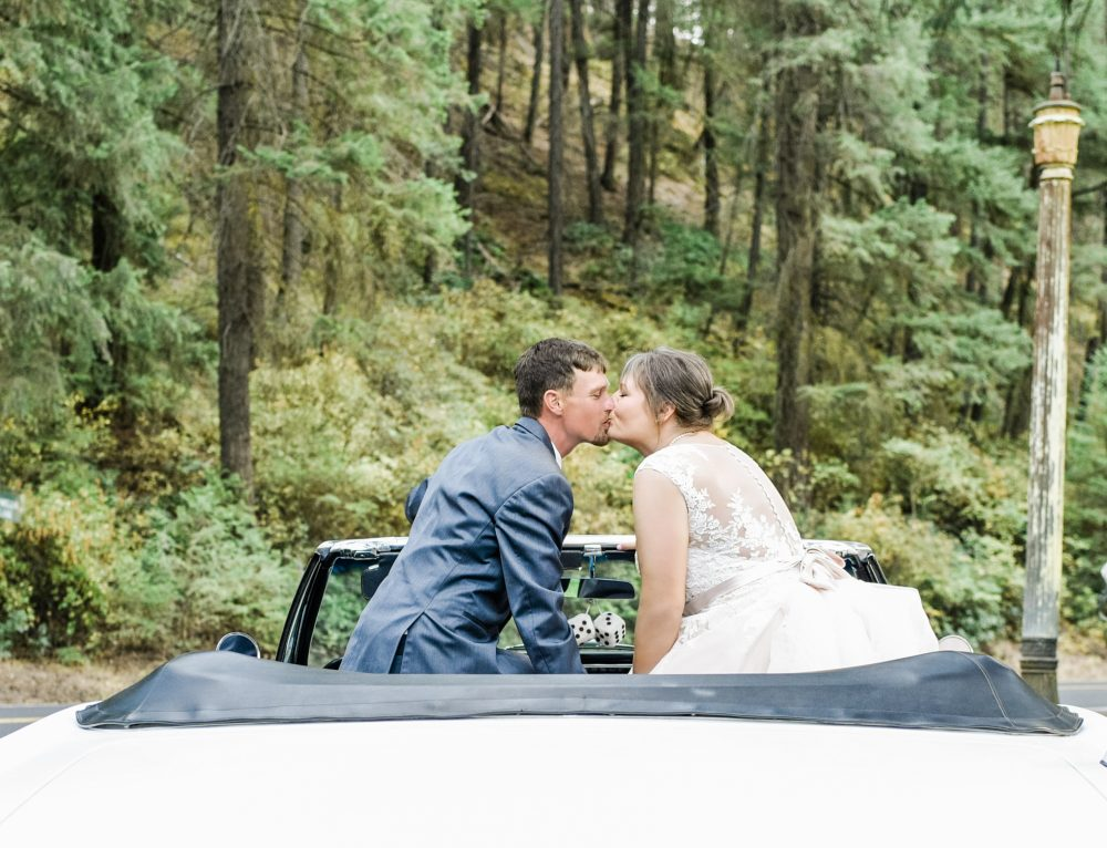 Chandra & Neil's Rustic Romantic Wedding