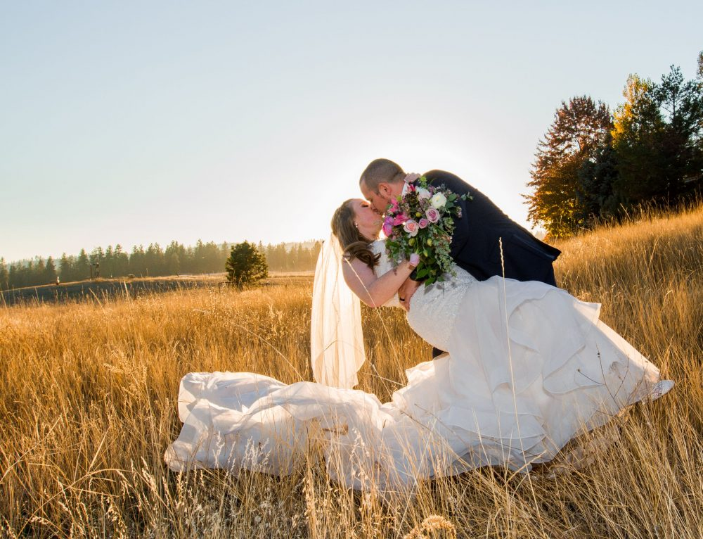 Jenifer & Russ' Spokane Autumn Wedding