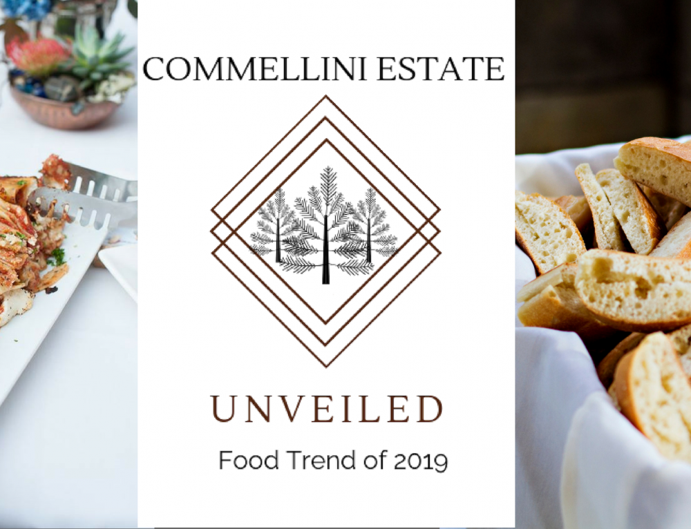 2019 Wedding Trends: Food Trends
