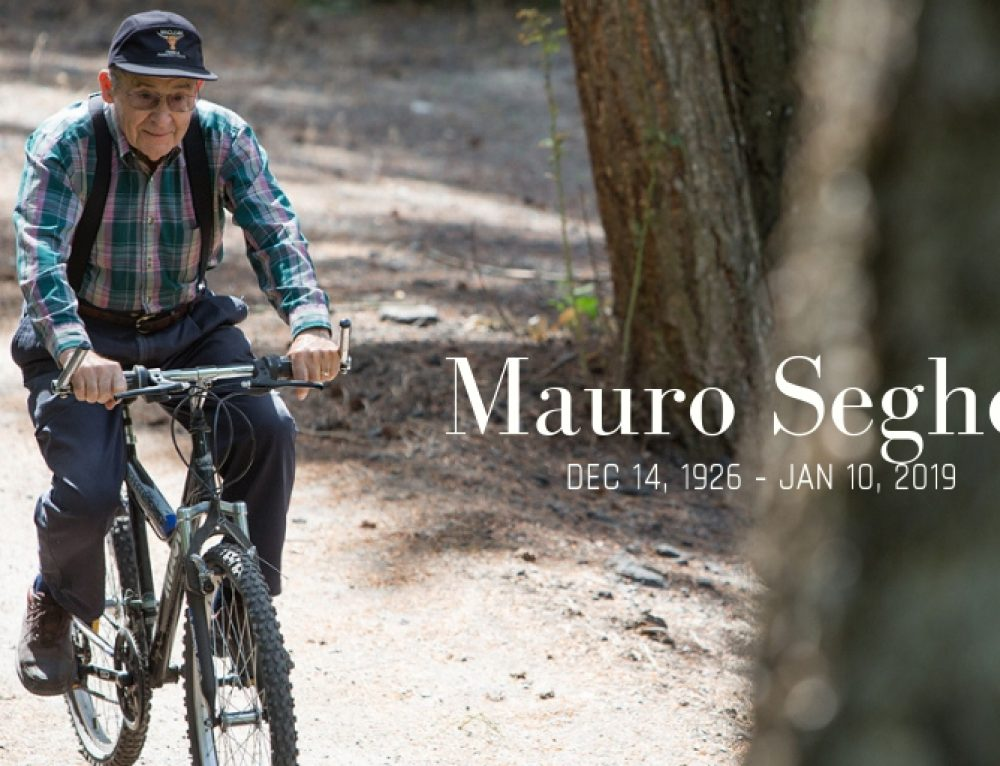 In Remembrance of Mauro Seghetti