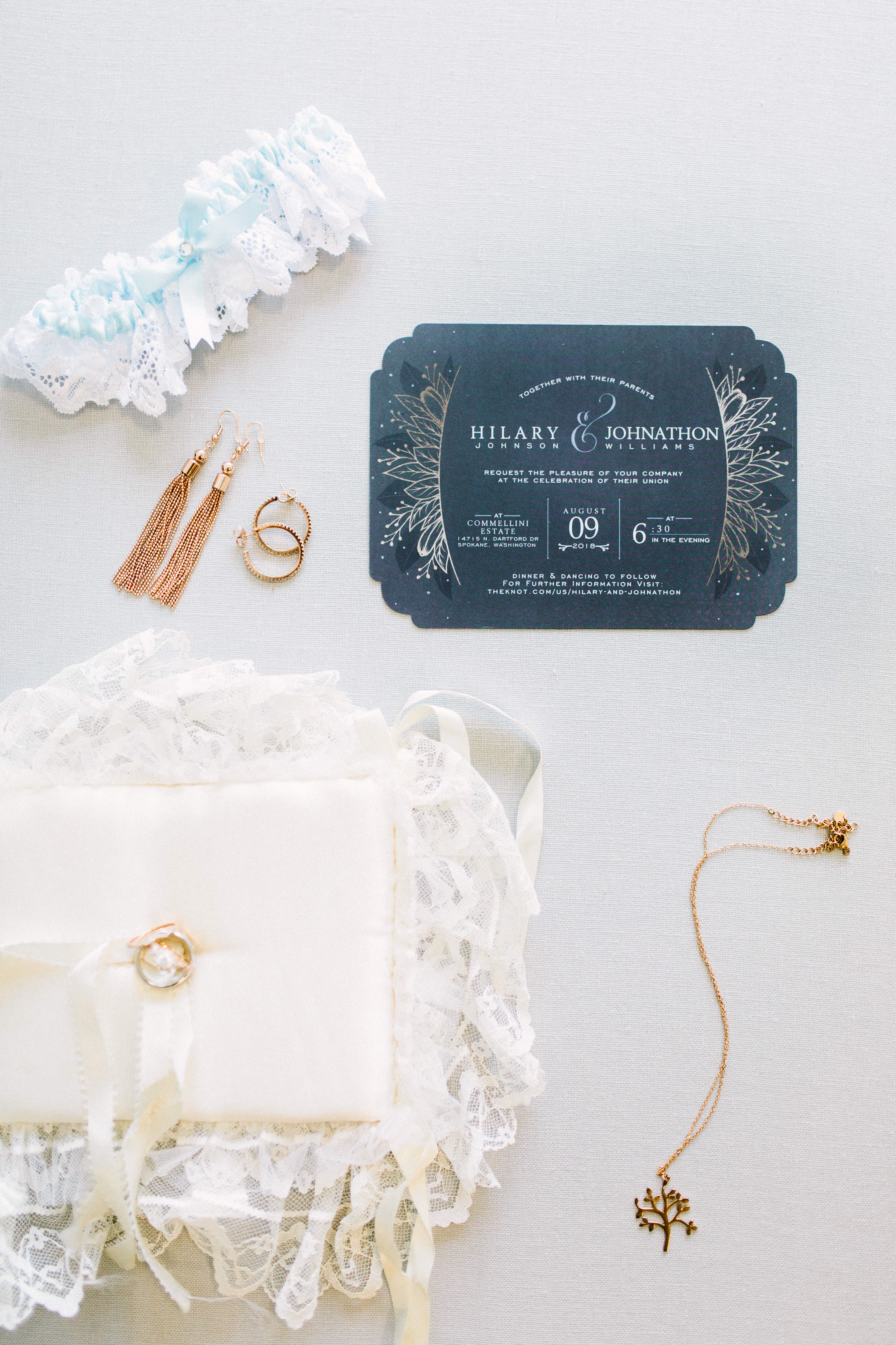 PNW whimsical summer wedding
