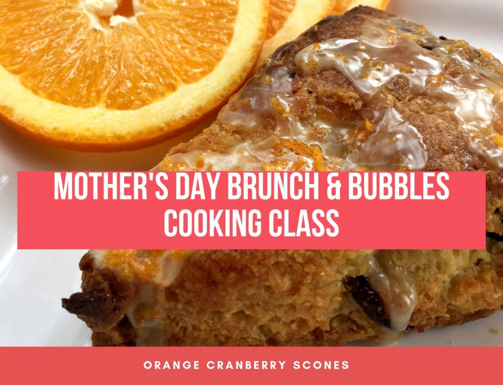 Mother's Day Brunch Cooking Class