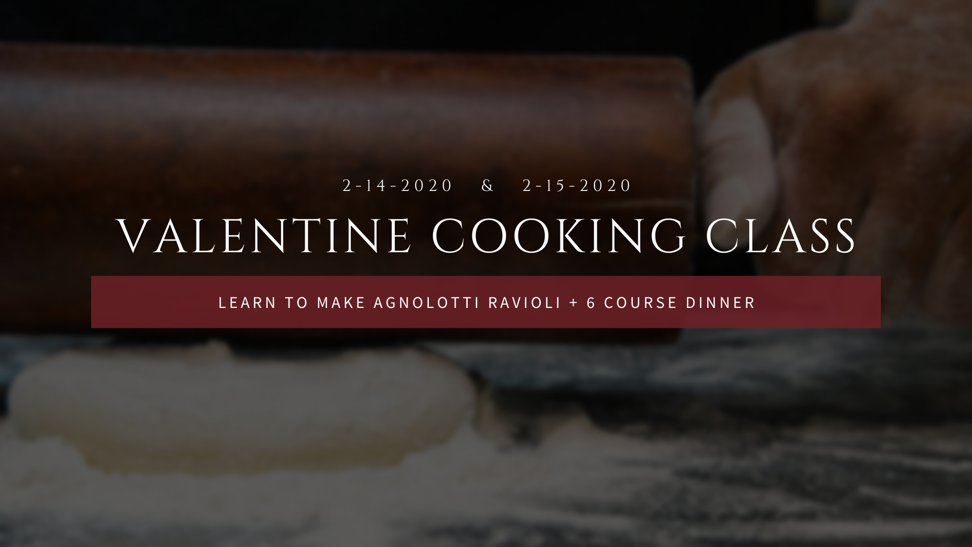 Valentine's Cooking Class