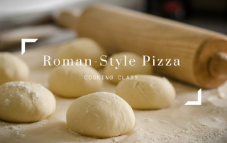 Roman-Style Pizza Cooking Class