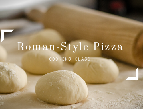 """Roman-Style"" Pizza Cooking Class"