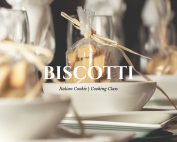 Biscotti Cooking Class