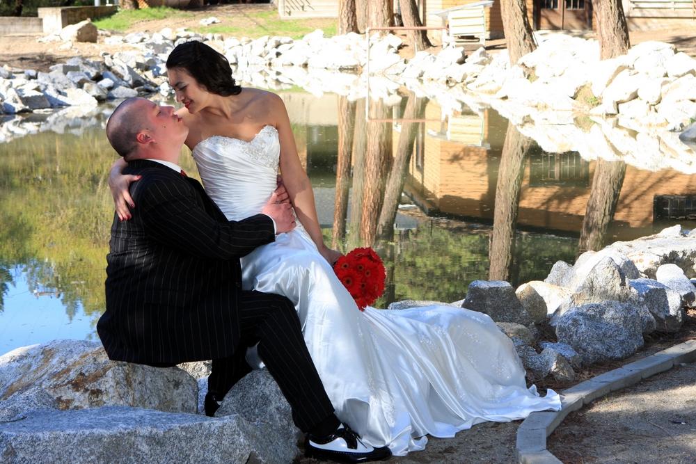 George-Ann & Steve Wedding