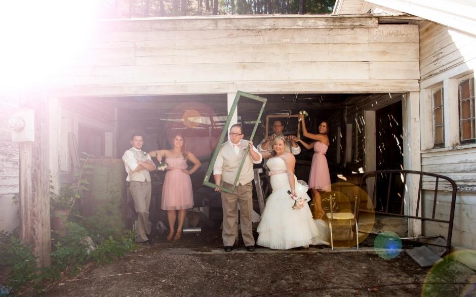 Kevin&Andrea Commellini Estate Wedding