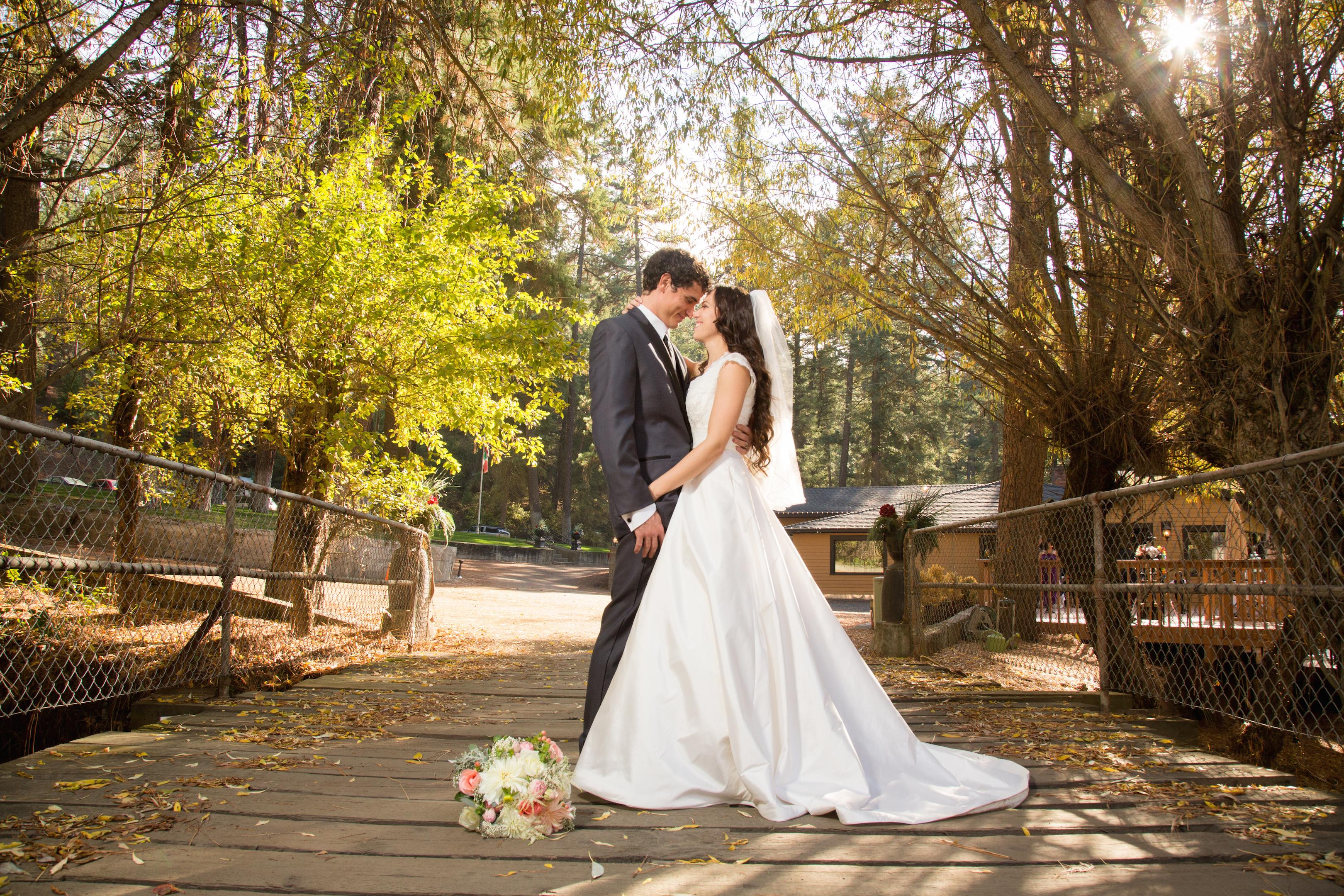 Neil and Olivia Fall Wedding