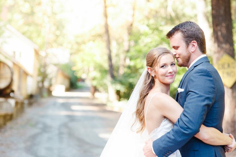 Erica and Sage's Summer Wedding
