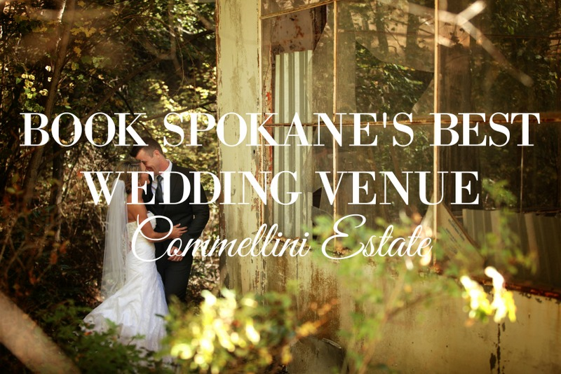 commellini estate, best wedding venue spokane