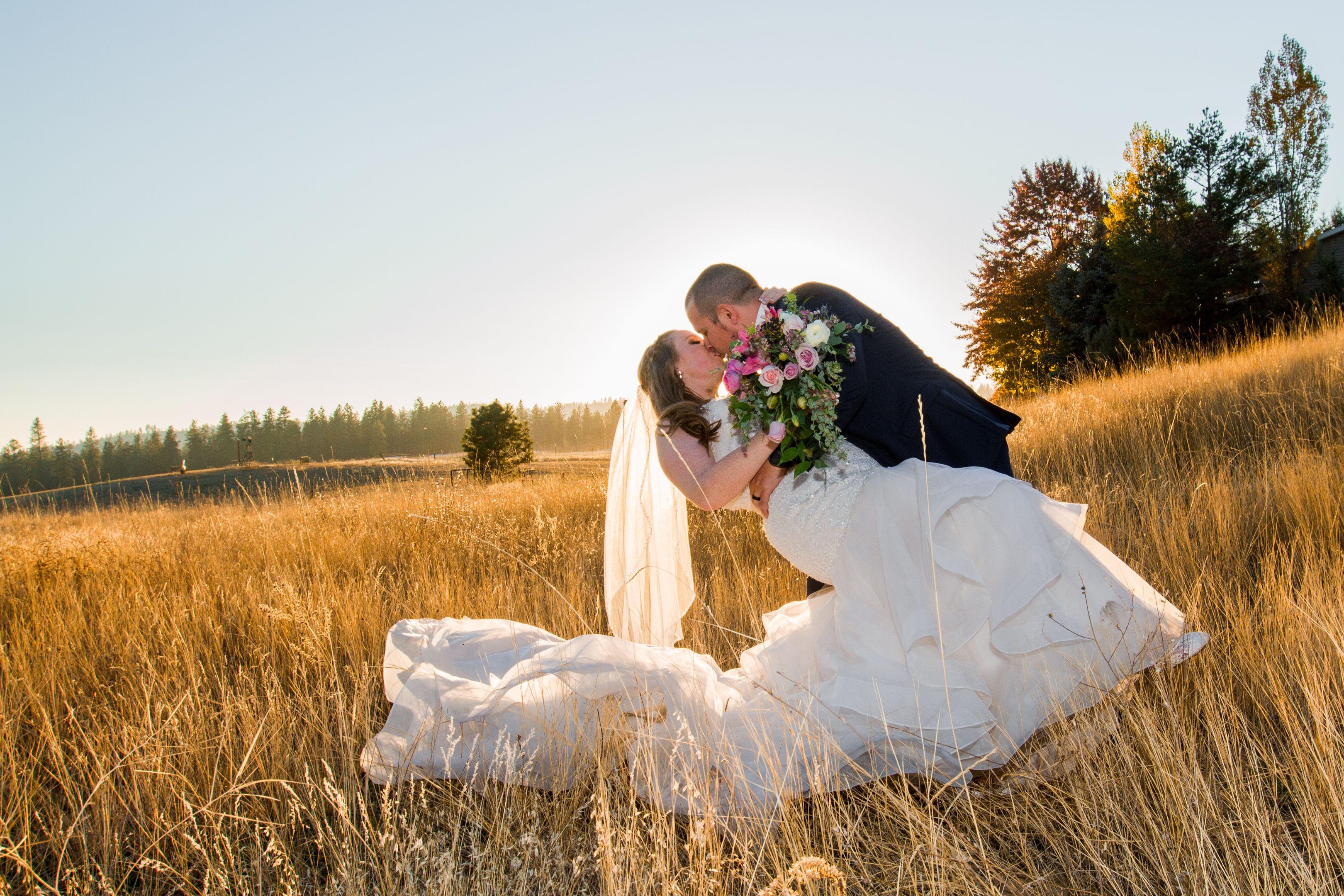Jenifer & Russ' Spokane Autumn Wedding