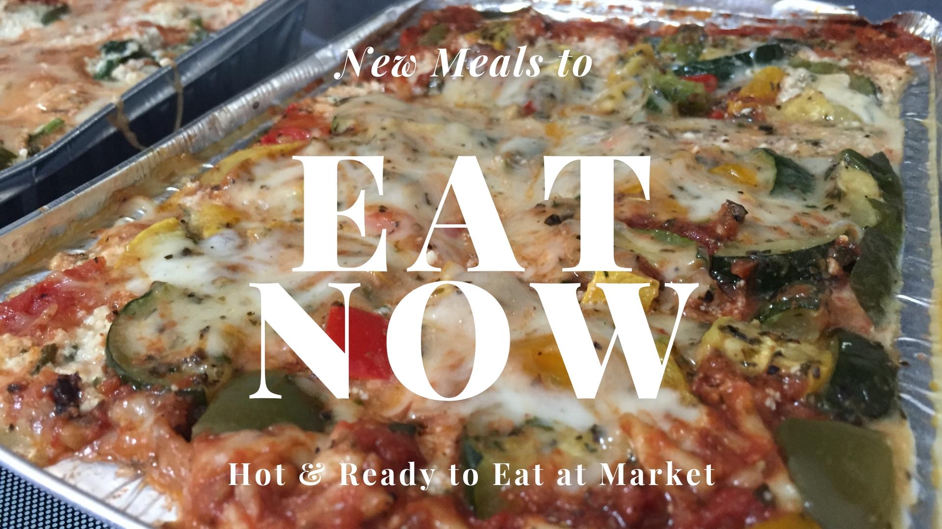 Eat Now @ Farmers Markets