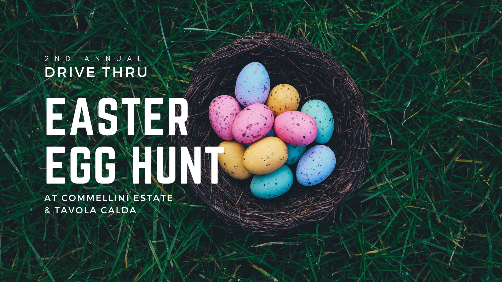 Drive Thru Easter Egg Hunt