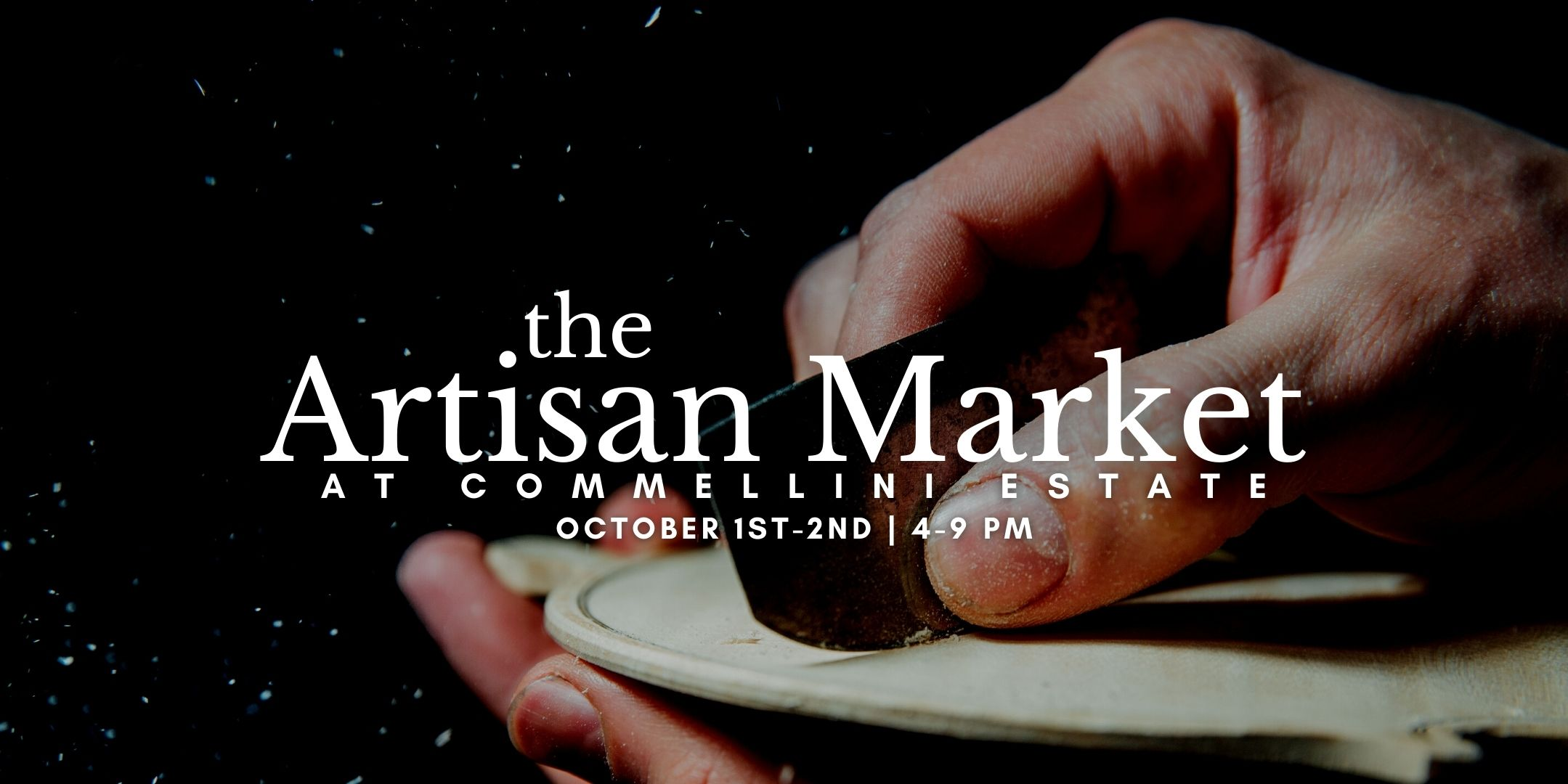 the Artisan Night Market